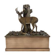 Perfect Memorials Large Deer Cremation Urn