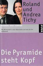 *r- Die PYRAMIDE steht KOPF - Roland und Andrea TICHY  tb  (2003)