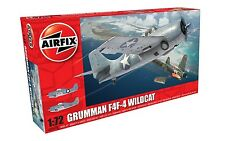 Airfix Grumman F4F-4 1/72 Scale Model Kit