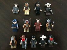 Lego The Lone Ranger Minifigures Lot