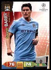 Panini Champions League 2011-2012 Adrenalyn XL Gareth Barry Manchester City