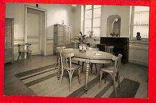 ORLEANS ? DIJON ? CARTE POSTALE PHOTO FOYER ECOLE NORMALE INSTITUTEURS 1952