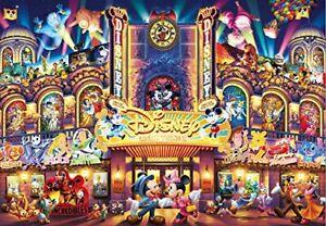 Tenyo Japan Jigsaw Puzzle D-2000-608 Disney Dream Theater (2000 Pieces)
