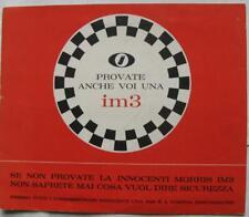 INNOCENTI MORRIS IM3 Car Sales Brochure #829/A Italian text