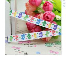 Care Bears Ribbon 9mm wide 1m long