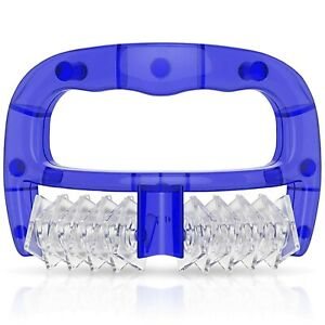 5Kind Hand Massager Roller for Pain Relief in Body, Muscle, Shoulder Leg or Feet