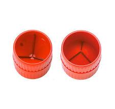 Zenten 6100-0 Rohrentgrater 3-42 mm Entgrater Innen Außen Kupfer ABS Kunststoff