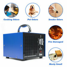 5000mg/h Commercial Ozone Generator Machine 110V Air Purifier Mold Odor Home Car