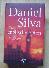 Der englische Spion, Daniel Silva, gebundene Ausgabe, neuwertig