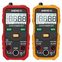 ANENG LCD Backlight Digital Multimeter AC/DC Voltage/Current/NCV Tester Meter