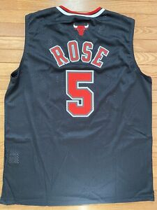 Nike Swingman Jersey Chicago Bulls Jalen Rose XXL New With Tags
