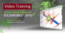 Learning SolidWorks 2015 - 7.7 hours Video Training