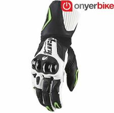 Furygan Knuckles Leather & Textile Motorcycle Gloves