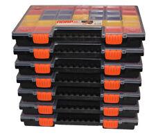 7 x XL Sortimentskasten,XL Organizer,Sortierkasten,NORP16, kostenloser Versand
