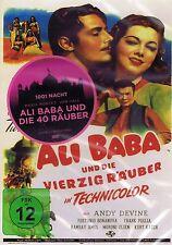 DVD NEU/OVP - Ali Baba und die vierzig Räuber - Andy Devine & Fortunio Bonanova
