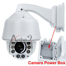 1200TVL Auto Tracking PTZ 30X ZOOM Camera Good Night Vision w/Camera Power Box N