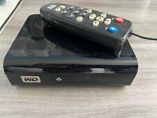 Western Digital WD TV HD Streaming Media Player WDBABG0000NBK
