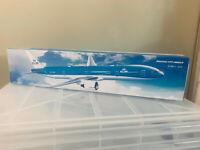 KLM Boeing 777-300ER  Modellflugzeug OVP NEU 1:200 PPC Holland inkl. Standfuss