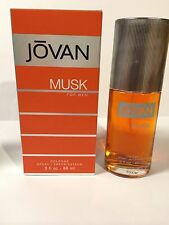 Jovan Musk Cologne Spray for Men 3oz New
