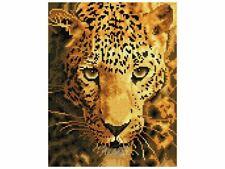 Diamond DOTZ Jaguar Prowling Art Kit Painting Embroidery Xmas Gift 28 X 36cm