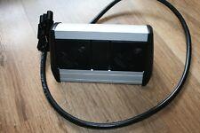 CMD Harmony Network desk module   twin socket  - 84ps01gst