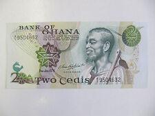 Ghana Banknote 2 Cedis P.14c Unc (1978)