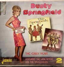 DUSTY SPRINGFIELD 'The Early Years' - 2 CD Set on Jasmine