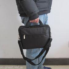 """New 10"""" 10inch Laptop Notebook Netbook tablet pc Carry Case shoulder Bag Black"""