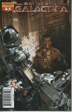 Battlestar Galactica Classic #3 Starbuck comic book TV television show series