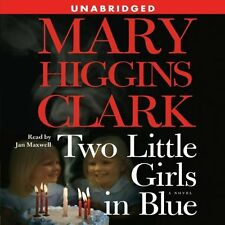 Mary HIGGINS CLARK / TWO LITTLE GIRLS in BLUE       [ Audiobook ]