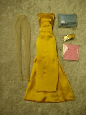 INTEGRITY TOYS FASHION ROYALTY FUNNY FACE HOW TO BE LOVELY YELLOW GOWN OUTFIT