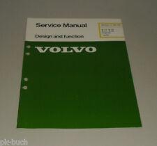 Manual de Servicio Volvo 240 B 17/B 19 / 21/B 23 Motores a Partir Año Fab. 1975