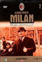 DVD=LA GRANDE STORIA DEL MILAN=1958-1963=LE VITTORIE DEL PARON=N°2=MILAN-BARCEL.