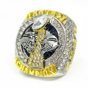 2020 Fantasy Football Championship Ring BIGGEST ON THE MARKET with clear stand