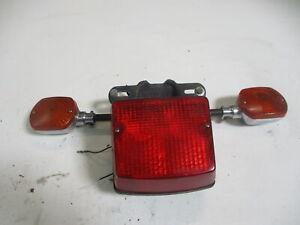 1. Kawasaki Z 1000 ST KZT00E Rücklicht Rücklichthalter Blinker hinten rechts lin
