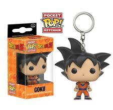 Portachiavi Dragon Ball Z Goku Pocket Pop! vinyl KeyChain by Funko