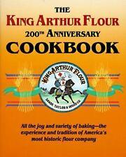 King Arthur Flour Cookbooks: The King Arthur Flour 200th Anniversary Cookbook