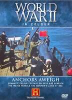 World War II in Colour: Anchors Aweigh (DVD, 2005)