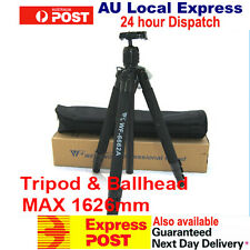 Pro WEIFENG WF-6662A  Fancier FT-6662A  Tripod with Ball head bag new