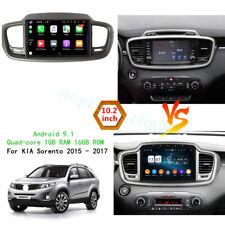 For Kia Sorento 13-17 Car GPS Navigation Radio Stereo Headunit WIFI Android 9.1