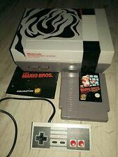 NES Nintendo Entertaiment System Konsole GBR plus SUPER MARIO BROS. Spiel UKV