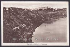 ROMA CASTEL GANDOLFO 18 LAGO Cartolina