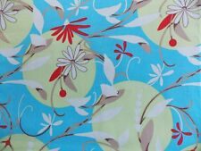Fabric Gypsy Westminster Free Spirit FM31 Miller Floral Deco Nouveau Quilting