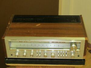 Pioneer SX-750 Vintage stereo Receiver amplifier amp working