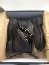 New Mens Filson Service Boots 2 Brown Sz 10 Work Military Leather
