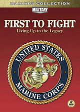 First To Fight: Living Up To The Legacy (DVD, 2009, 2-Disc Set, Marines Collecti