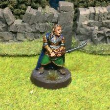 Beautifully Painted Metal Elf Elrond - Lord of the Rings