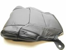 OEM Toyota Tundra Black Right Lower Leather Seat Cover Platinum 2014-15 Nice!!