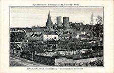 CPA  Cinq-Mars-la-Pile (Indre-et-Loire) - Clochers et tours du Cháteau  (229104)