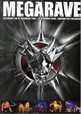 MEGARAVE = Recorded Live 2005 = DVD = HARDCORE GABBER !!!